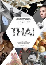 2013, The Study of Thai Contemporary Jewellery Designer since 2002, Thailand